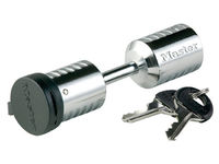 """Barbell"" Coupler Latch Lock - by Master Lock"
