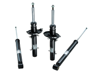 2011-2016 Chrysler 300 2WD V6 - Pro-Damper Performance Shocks (Set of 4)