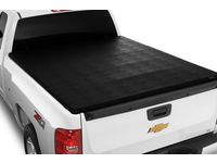 1999-2004 GMC Sierra 2500 (nonHD) with 8' Bed - Extang Trifecta Tri-Fold Tonneau Cover (soft folding style)