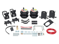 2011-2019 Chevy Silverado 3500 / 3500HD 4x4 & 2wd - Firestone RED Label Extreme Duty Air Bag Helper Springs 7500lbs (Rear)