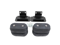 "2000-2002 Ford F750 - ""Heavy Duty"" SES Suspension Kit by Timbren - (Rear)"