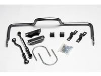 "1992-1996 Ford F150 4wd (w/factory front curved crossmember) - FRONT Sway Bar (1 1/8"" diameter)"