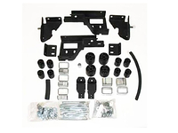 "2005-2014 Nissan Frontier 2wd & 4x4 (King & Crew Cab)  - 3"" Body Lift Kit"