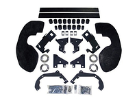 "2014-2015 Chevy Silverado 1500 2WD/4WD Gas Motor - 5"" Premium Lift System (Body Lift Kit / Leveling Kit Combo)"