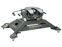 Companion OEM 5th Wheel Hitch (RAM trucks with hitch prep package / puck system from the factory only) - B&W RVK3600