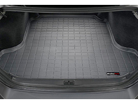 2007-2011 Toyota Yaris Sedan (4 Door) (Includes S model) - Trunk Liner (Black)