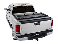 1999-2004 GMC Sierra 2500 (nonHD) with 8' Bed - Truxedo Deuce Tonneau Cover (soft hinged style)