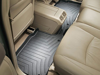 2001-2015 Chrysler Town & Country (Includes LX; LXI; Limited; Touring; Touring L; S models) (w/stow 'n go seating only) - REAR (2nd Row) Floor Liner