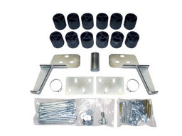 "Chevy Suburban 3"" Body Lift Kit 92-94 Performance Accessories 10023"