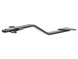 Curt 11616 - Mercedes S Class Class 1 Trailer Hitch 1975-1980