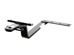 Curt 11661 - Volkswagen Rabbit Class 1 Trailer Hitch 1985-1993