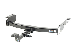 Curt 12244 - Chevy Uplander Class 2 Trailer Hitch 2005-2009