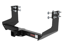 "Curt 13375 - Freightliner Sprinter Cargo Van (3500 w/ Factory Step Bumper, 144"" Wheel Base) Class 3 Trailer Hitch 2007-2016"