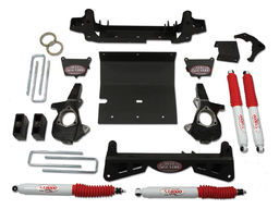 "Chevy Silverado 2500HD 4"" Lift Kit 2001-2010 Tuff Country 14993KN 14993 14993KH"
