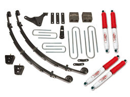 "Ford F250 4"" Lift Kit 2000-2004 Tuff Country 24955K 24955KN 24955KH"