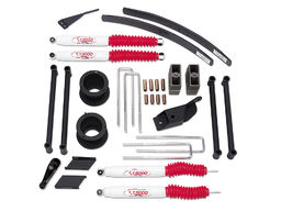 "Dodge Ram 3500 4.5"" Lift Kit 2000-2002 by Tuff Country #35920"