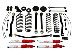 "Jeep Wrangler 4"" Lift Kit 2007-2016 Tuff Country 44000 44000KH 44000KN"
