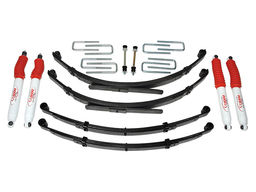"Toyota Truck 3.5"" Lift Kit 1979-1985 Tuff Country 53701K 53701KN 53701KH"