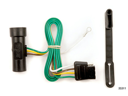 Chevy Suburban Trailer Wiring Kit 1973-1984 by Curt MFG #55311