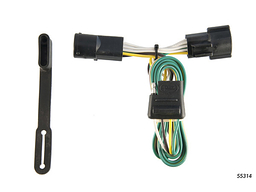 Ford Ranger Trailer Wiring Kit 1986-1992 by Curt MFG #55314