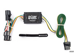 Mazda Truck Trailer Wiring Kit 1994-2008 by Curt MFG #55325