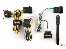 Mercury Tracer Trailer Wiring Kit 1997-1999 by Curt MFG #55344
