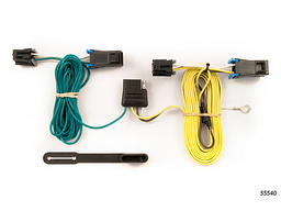 GMC Van Trailer Wiring Kit 2003-2015 by Curt MFG #55540