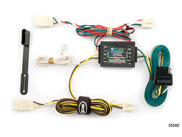 Toyota Sienna Trailer Wiring Kit 2004-2010 by Curt MFG #55580