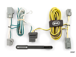 Ford Freestyle Trailer Wiring Kit 2005-2007 by Curt MFG #55587