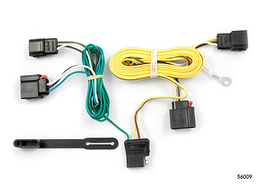 Jeep Grand Cherokee Trailer Wiring Kit 2007-2013 by Curt MFG #56009