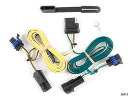 Pontiac G6 Trailer Wiring Kit 2005-2009 by Curt MFG #56013