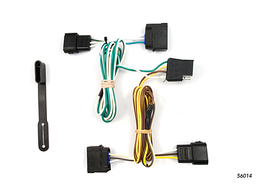 Chevy Corvette Trailer Wiring Kit 2005-2011 by Curt MFG #56014