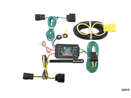 Dodge Caliber Trailer Wiring Kit 2008-2009 by Curt MFG #56162