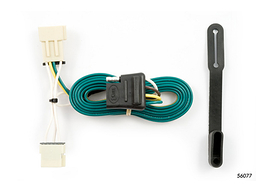 2006-2007 Saturn Relay Curt MFG Trailer Wiring Kit 56077