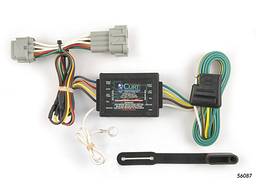 2009-2011 Suzuki Equator Curt MFG Trailer Wiring Kit 56087