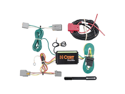 Ford Transit Connect Trailer Wiring Kit 2014 by Curt MFG #56218