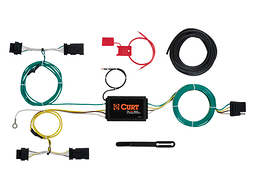 Jeep Renegade Trailer Wiring Kit 2015 by Curt MFG #56274