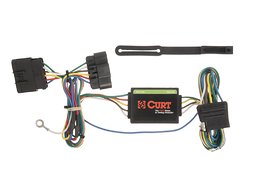 GMC Canyon Trailer Wiring Kit 2004-2012 by Curt MFG #56510
