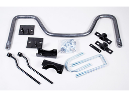 Hellwig GMC Sierra 2500HD Sway Bars Rear 2007-2010 7267