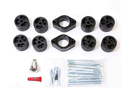 "Jeep Wrangler 2"" Body Lift Kit 12-16 Performance Accessories 994"