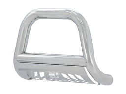 "Ford F250 Bull Bar 4"" (Stainless) 1999-2007 by Aries #45-3001"