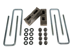 "Chevy Silverado 2500HD 2"" Block Kit 2001-2010 by Tuff Country #97022"