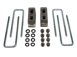 "Chevy Silverado 2500HD 3"" Block Kit 2001-2010 by Tuff Country #97023"