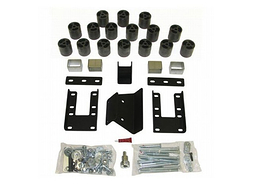 "Dodge Ram 3500 3"" Body Lift Kit 07-09 Performance Accessories 60193"