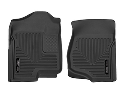 Silverado 2500HD 07-14 Husky Liners Front X-act Contour Floor Mats 53101