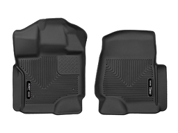 Ford F150 2015-2016 Husky Liners Front X-act Contour Floor Mats 53341