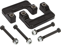 "2007-2018 Chevy Silverado 1500 4wd & 2wd - 2"" Leveling Kit Front (lower mount style) by Daystar"