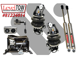 RideTech 81224014 - 2011-2016 Ford F350 Level Tow