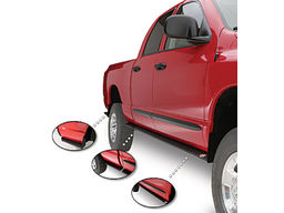 Chevy Silverado 1500 Rocker Flares 2007-2013 by CRE