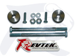 1996-2002 Toyota 4Runner 4x4 & 2wd  - Revtek Front Differential Drop Kit